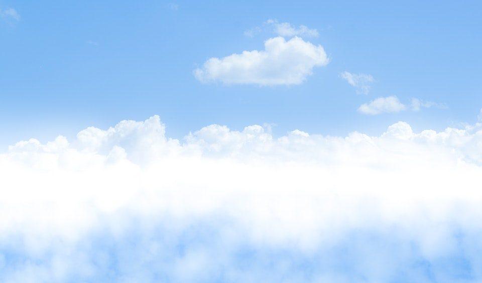 blue-sky-merge-clouds-675977